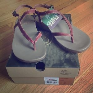 Chaco sandals brand new